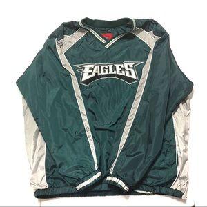 Eagles Windbreaker Jacket XXL
